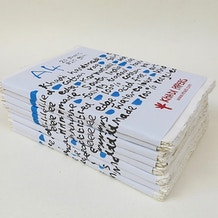 Khadi White Rag Paper 320gsm A4 Pack of 20 Sheets