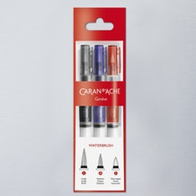 Caran D'ache Water Brushes Set of 3