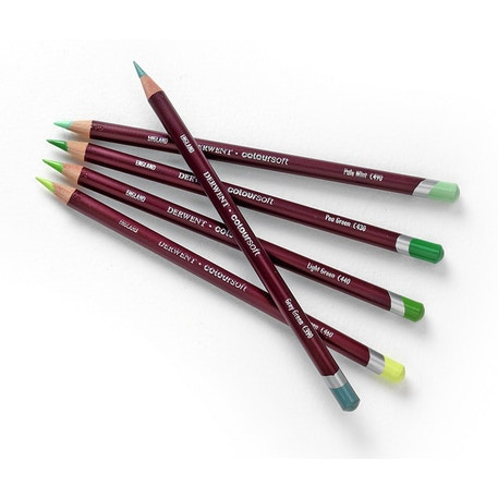 Derwent Coloursoft Pencil | Cass Art