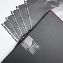 University Portfolio Starter Set with Portfolio & Sleeves
