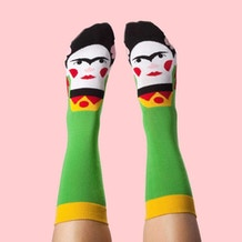 ChattyFeet Frida Callus Socks