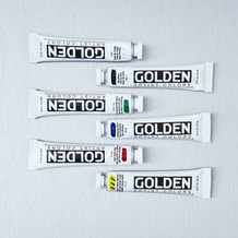 Golden HeavyBody Intro 22ml Set of 6