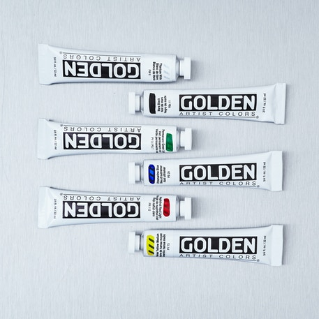 Golden HeavyBody Intro 22ml Set of 6 | Cass Art