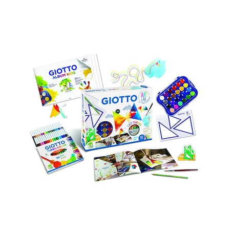 Giotto Art Lab Easy Painting Set