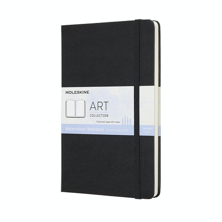 Moleskine Art Large Watercolour Notebook | Cass Art