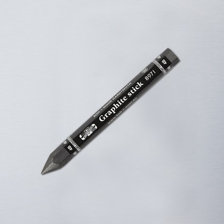 Koh-i-noor Jumbo Woodless Graphite Pencil | Cass Art