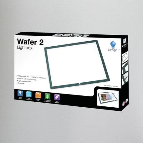 Daylight Wafer Lightbox | Cass Art