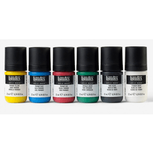 Liquitex Professional Acrylic Gouache Primaries Set of 6 x 22ml
