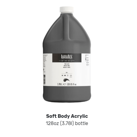 Liquitex Soft Body Acrylic Paint | Cass Art
