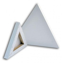 Loxley Triangle Chunky Canvas