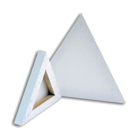 Loxley Triangle Chunky Canvas | Cass Art