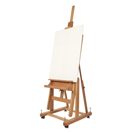 Mabef M18 Convertible Studio Easel | Professional Studio Easel | Cass Art