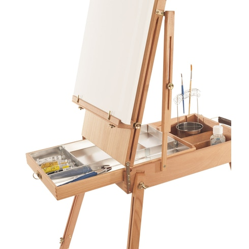 Mabef Box Easel M22 | Professional Artist Easels | Cass Art