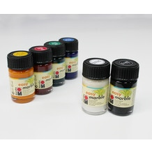 Marabu Marble Ink Set of 6