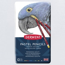 Derwent Pastel Pencil Tin Set of 12