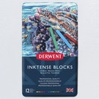 Derwent Inktense Block Tin Set of 12