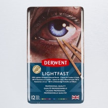 Derwent Lightfast Coloured Pencils Set of 12