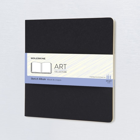 Moleskine Art Plus Soft Square Sketch Album | Cass Art