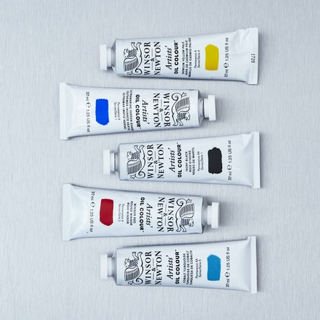 Winsor & Newton Artists' Oil Colour | Cass Art