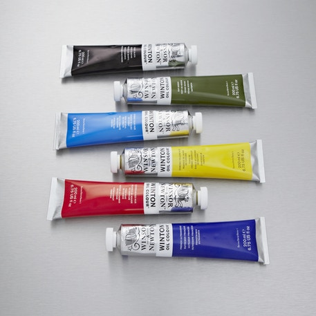 Winsor & Newton Winton Oil Colour | Cass Art