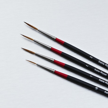 Daler Rowney Georgian Sable Rigger | Cass Art