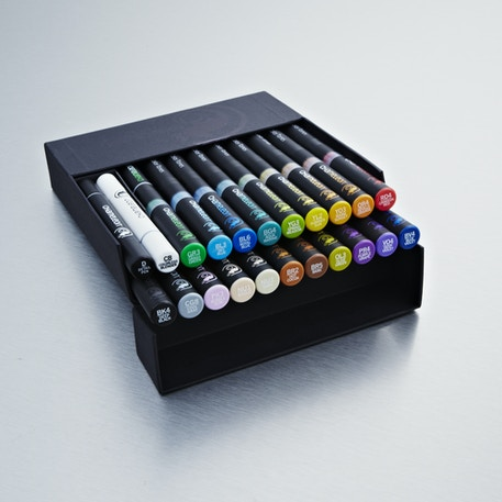 Chameleon Colour Tones Pens Deluxe Box Set of 22 | Cass Art