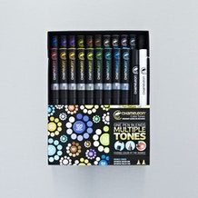 Chameleon Colour Tones Pens Deluxe Box Set of 22
