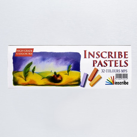 Inscribe Soft Pastel Set of 32 | Cass Art
