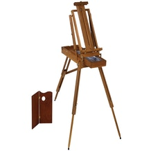 JULLIAN Half Size Sketch Box Easel including Carrying Bag