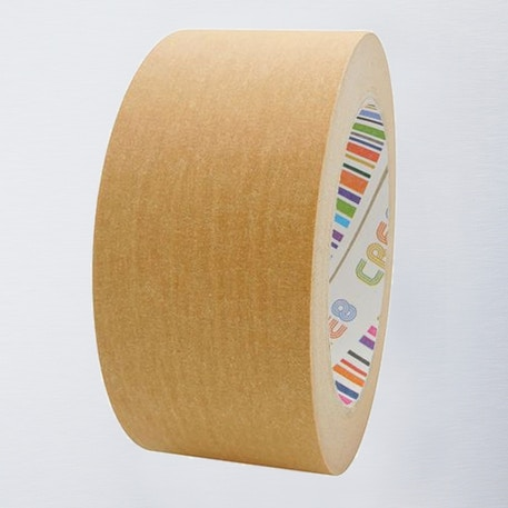 Cre8 Brown Eco Paper Framing Tape | Cass Art