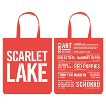 Cass Bag Scarlet Lake