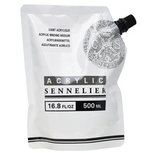 Sennelier Abstract Acrylic Binding Medium - 500ml