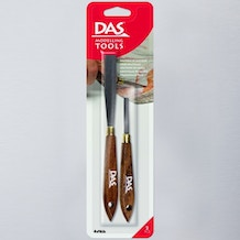 Das Steel Spatula Set of 2