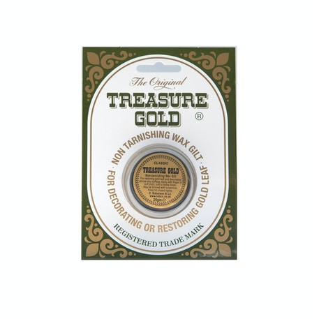 C Roberson Treasure Gold Wax 25g | Cass Art