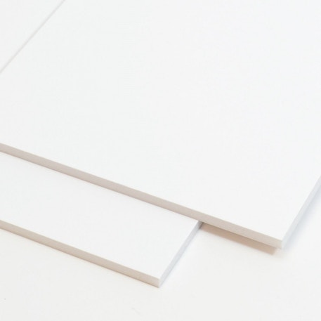Westfoam Board 5mm A0 White Pack of 25 | Foamboard | Cass Art