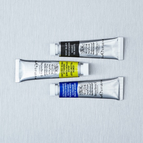 Winsor & Newton's Professional Water Colour Tubes   Professional Watercolours   Cass Art