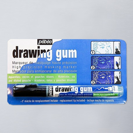 Pebeo Latex Drawing Gum Masking Marker 0.7mm | Cass Art